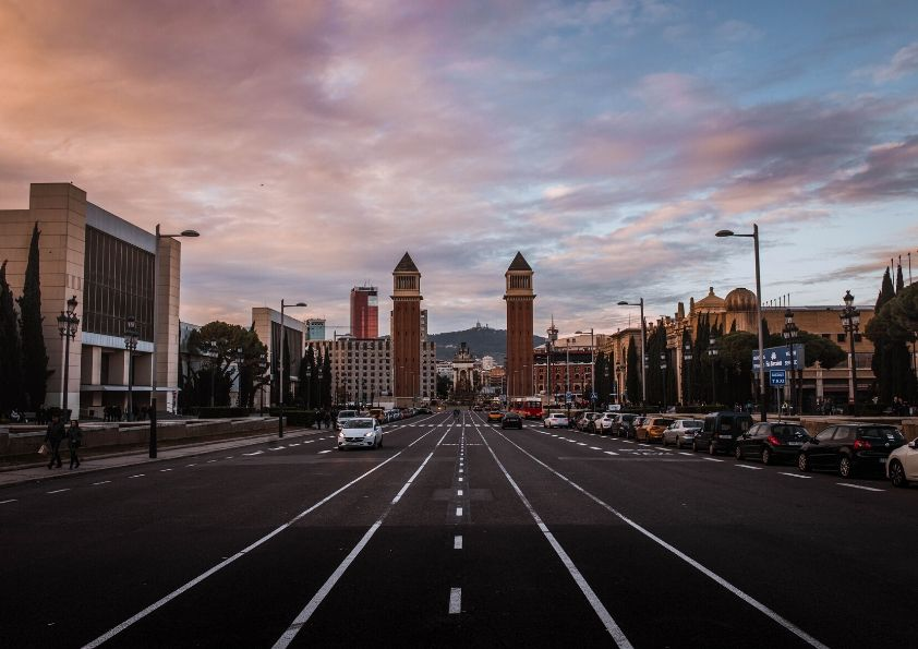 barcelona webs para restaurantes